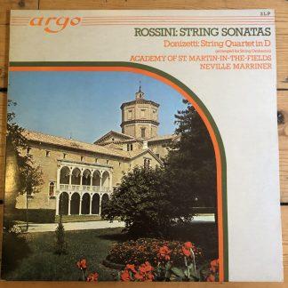 ZK 26-27 Rossini String Sonatas