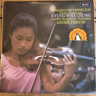 SXL 6493 Tchaikovsky / Sibelius