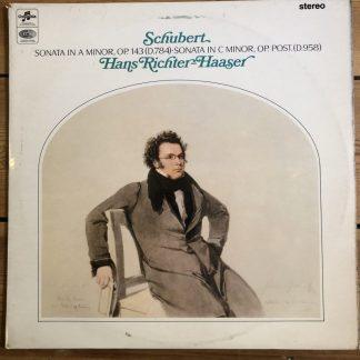 SAX 5255 Schubert Sonatas