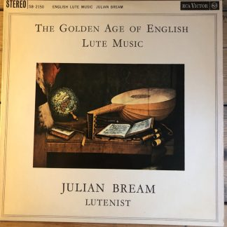 SB 2150 The Golden Age of English Lute Music