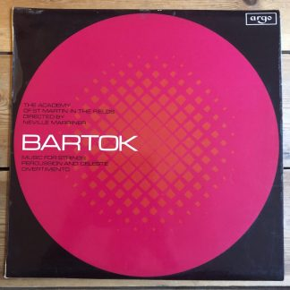 ZRG 657 Bartok Music for Strings,