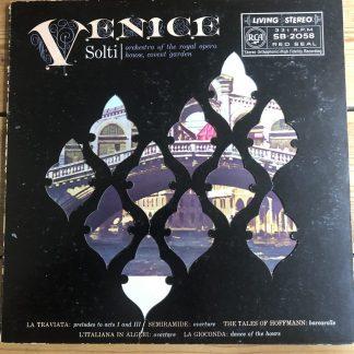 SB 2058 Venice / Solti / ROHO