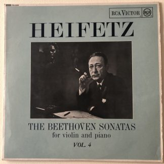 RB 6569 Beethoven Violin Sonatas Vol. 4