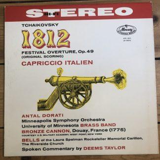 AMS 16010 Tchaikovsky 1812
