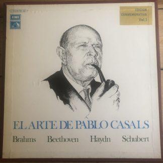 J 153-50.136/40 El Art De Pablo Casals