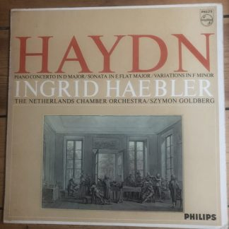 SAL 3742 Haydn Piano Concerto in D Major