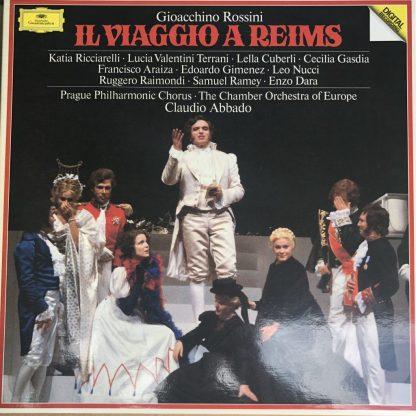 415 498-1 Rossini Il Viaggio a Reims / Abbado