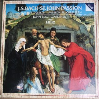 419 324-1 Bach St. John Passion / Gardiner