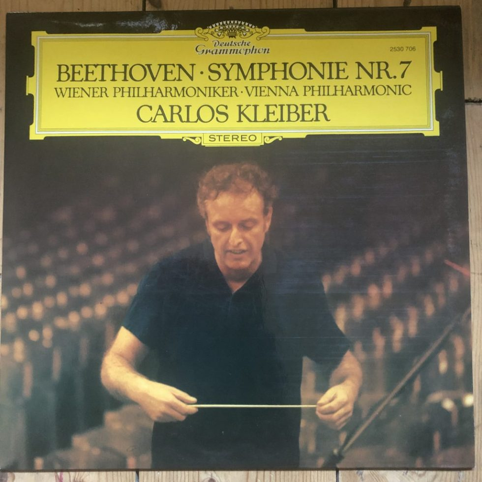 2530 706 Bethoven Symphony No.7 Vienna Philharmonic Orchestra Carlos Kleiber