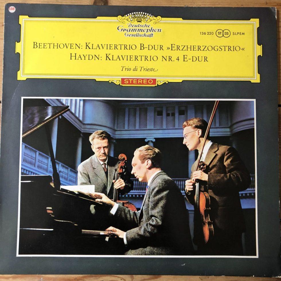 136 220 Beethoven / Haydn Piano Trios