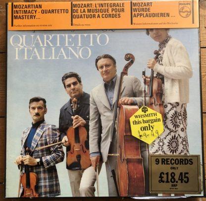 6747 097 Mozart Complete Works For String Quartet