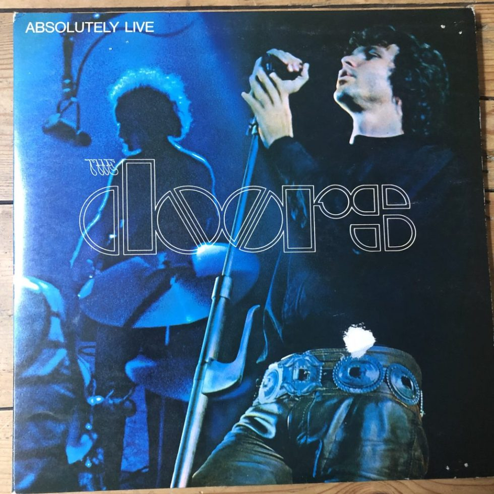2665 002 The Doors - Absolutely Live