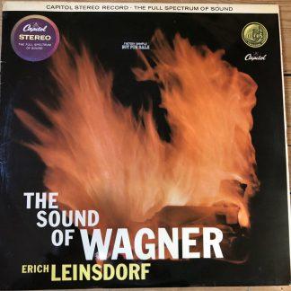 SP 8411 The Sound of Wagner / Leinsdorf RAINBOW