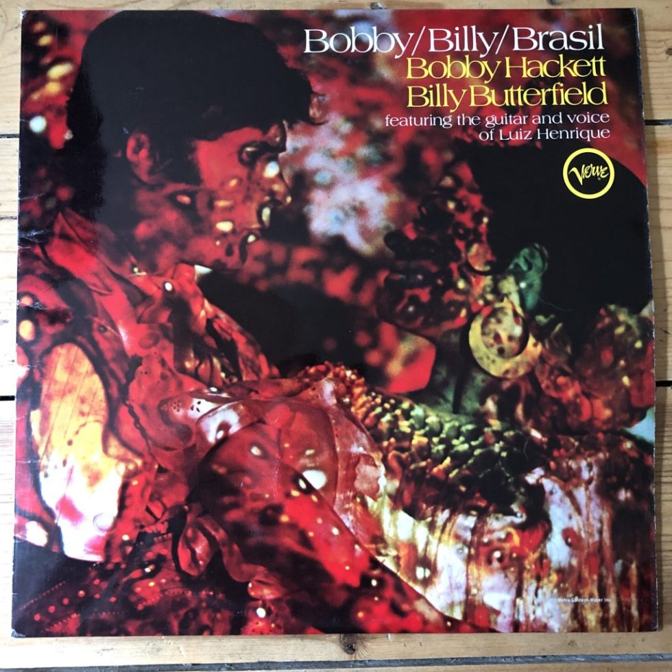 SVLP 9212 Bobby Hackett / Billy Butterfield