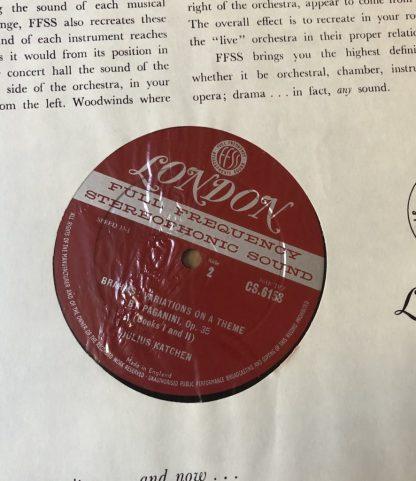 CS 6158 Brahms Variations & Fugue