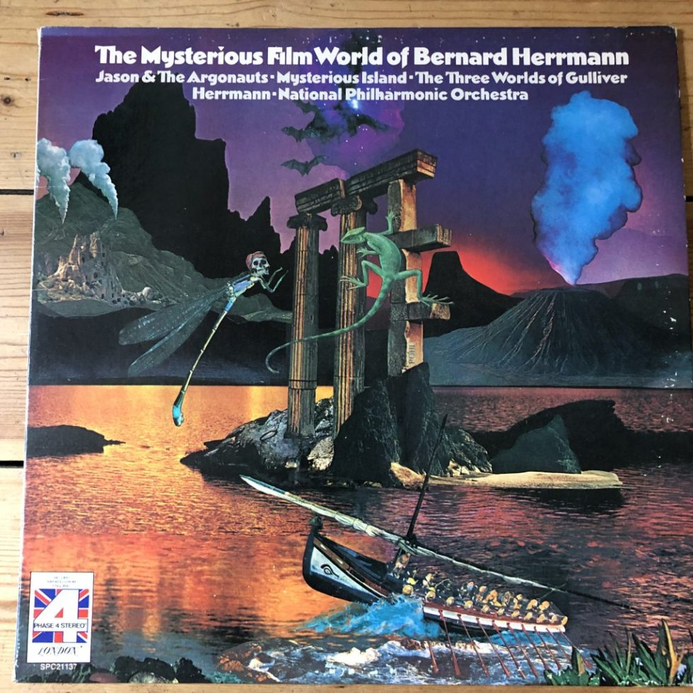 SPC 21137 The Mysterious Film World of Bernard Herrmann
