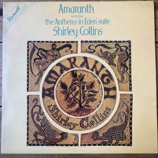 SHSM 2008 Shirley Collins Anthems in Eden