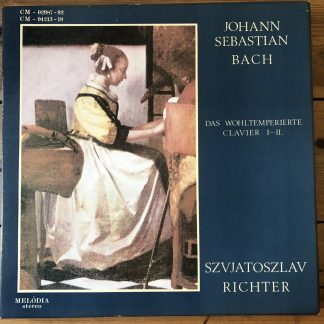 Bach Well-Tempered Clavier books I-II