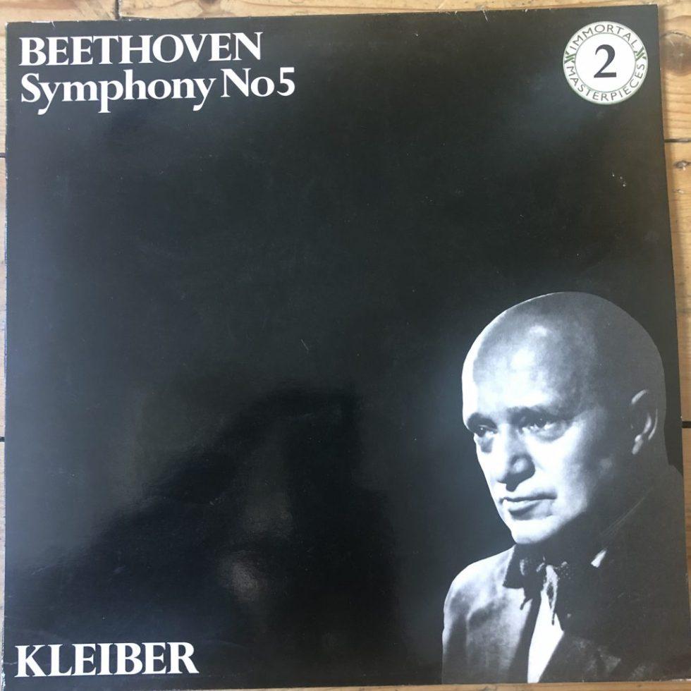 REC 6002 Beethoven Symphony No. 5 / Kleiber