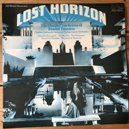 RL 42317 Tiomkin Lost Horizon etc / Gerhardt HP LIST