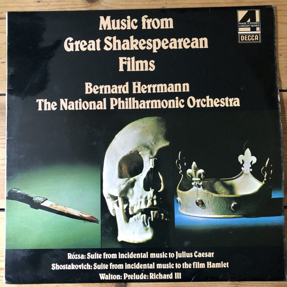 PFS 4315 Music from Great Shakespearean Films / Herrmann