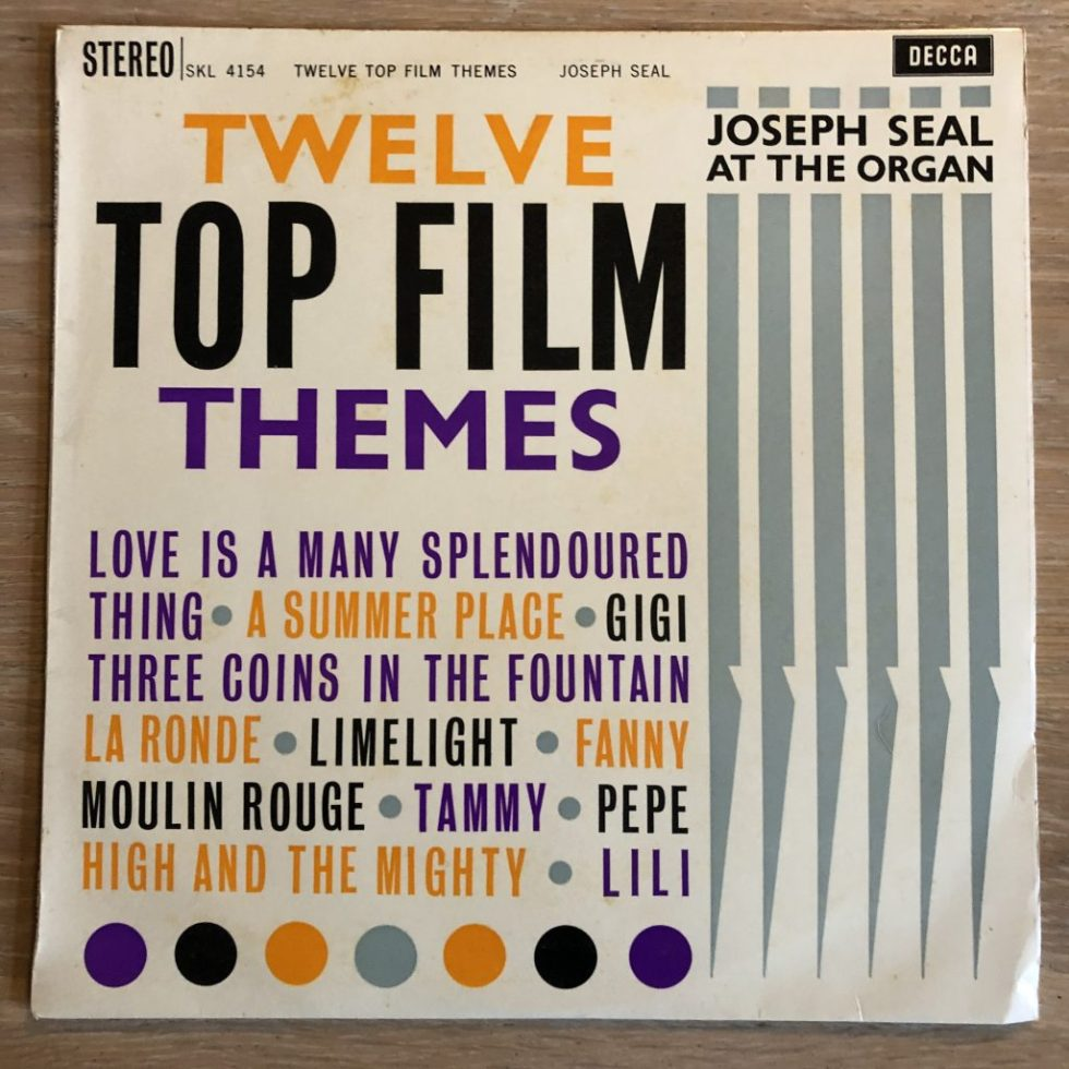 SKL 4154 Twelve Top Film Themes