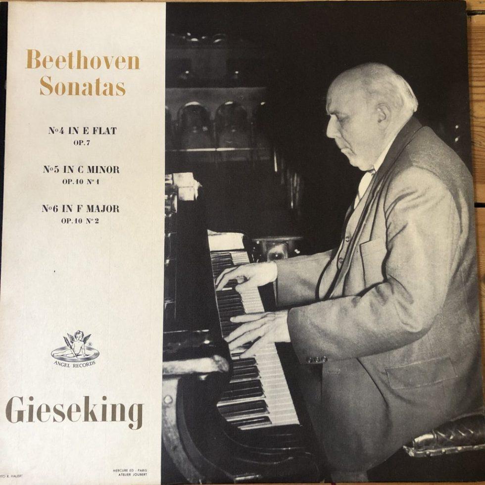 ANG 35655 Beethoven Piano Sonatas 4, 5 & 6