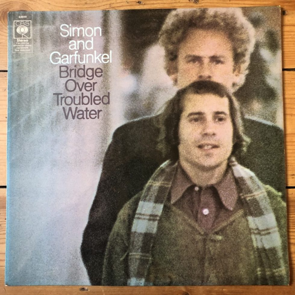 CBS 63699 Simon and Garfunkel Bridge Over Troubled Water