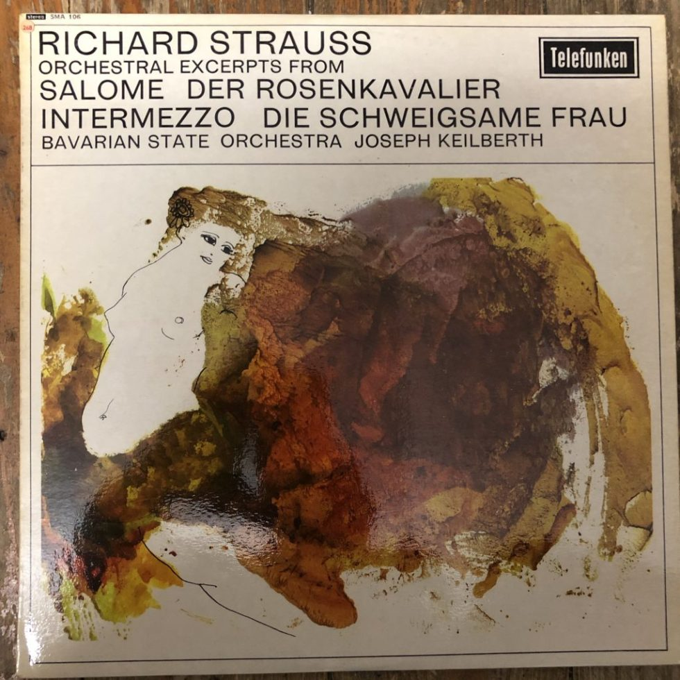 SMA 106 Richard Strauss Orchestral Excerpts