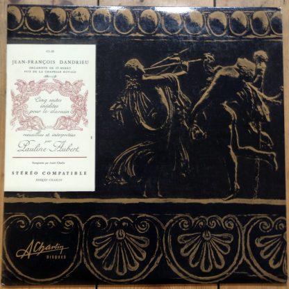 CL-23 Jean-François Dandrieu 5 Suites for Harpsichord