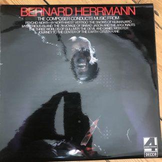 PFS 4365 Bernard Herrmann Conducts