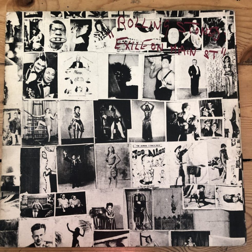COC 69100 Rolling Stones - Exile On Main St.