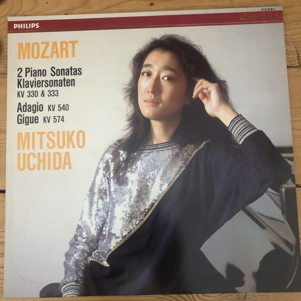 412 616-1 Mozart Piano Sonatas
