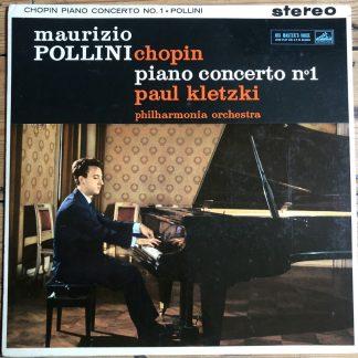ASD 370 Chopin Piano Concerto