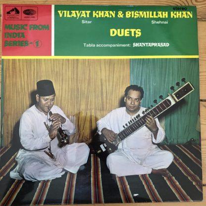 ASD 2295 Duets / Vilayat Khan / Bismillah Khan S/C