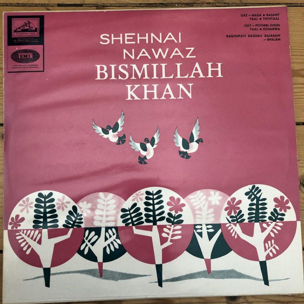 EALP 1306 Shehnai Nawaz Bismillah Khan