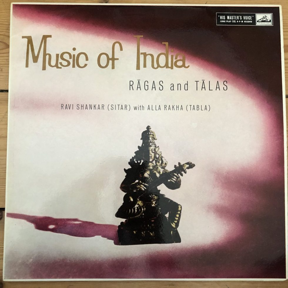 ALP 1665 Music of India - Ragas and Talas