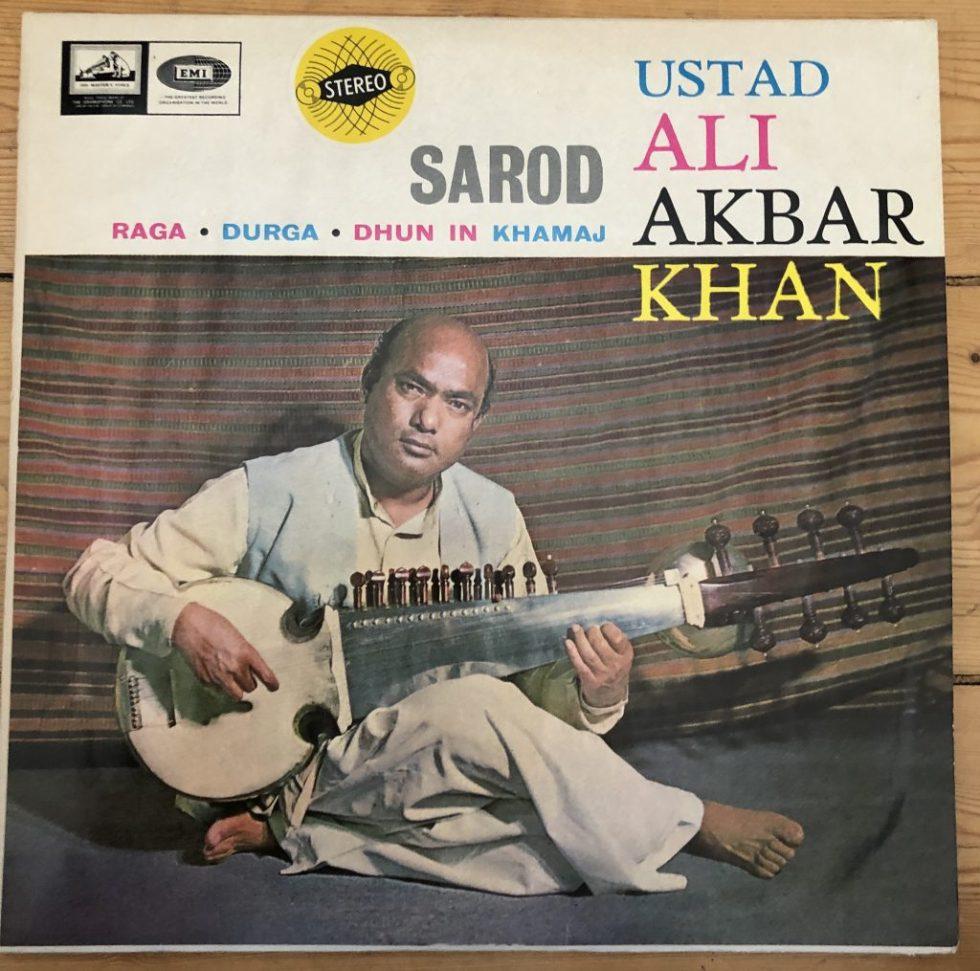 EASD 1310 Ustad Ali Akbar Khan Sarod