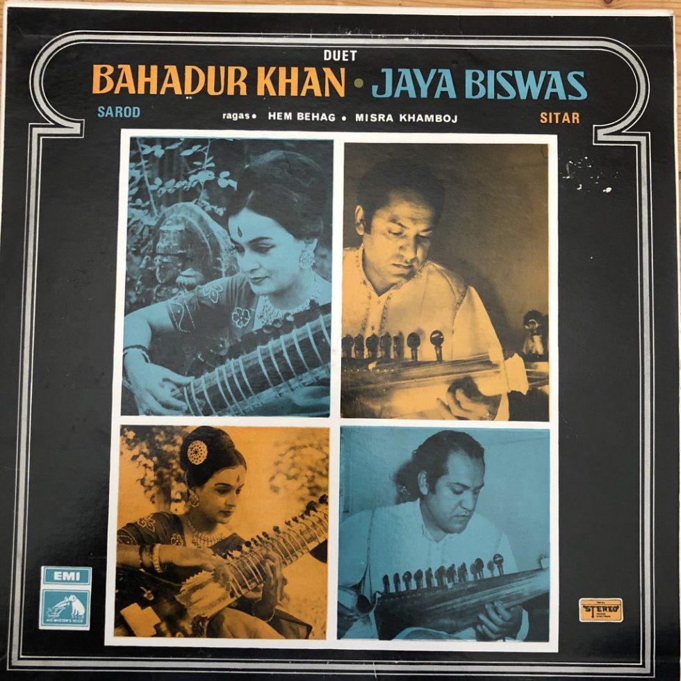 ECSD 2512 Duet Bahadur Khan