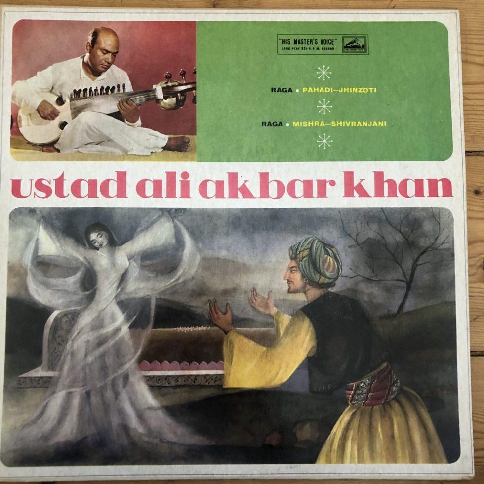 EALP 1281 Ustad Ali Akbar Khan
