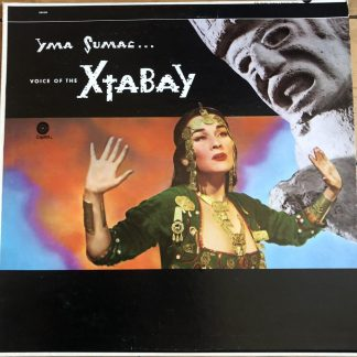 SM-684 Yma Sumac Voice Of The Xtabay