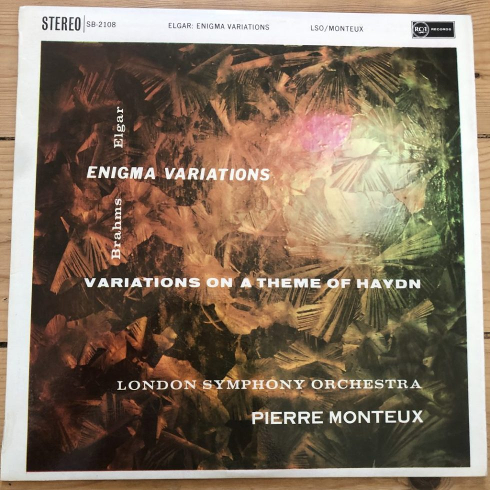 SB 2108 Elgar Enigma Variations