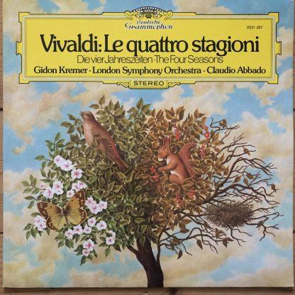 2531 287 Vivaldi The Four Seasons / Gidon Kremer
