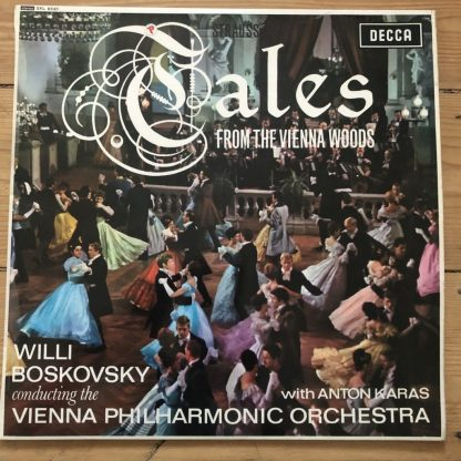SXL 6040 Strauss Tales from the Vienna Woods