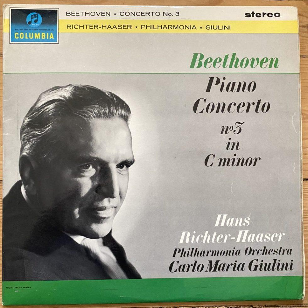 SAX 2543 Beethoven Piano Concerto No. 3