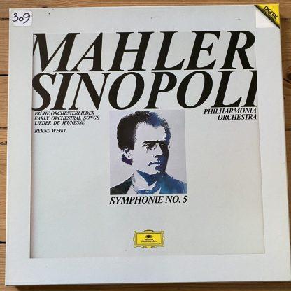 415 476-1 Mahler Symphony No. 5 / Sinopoli