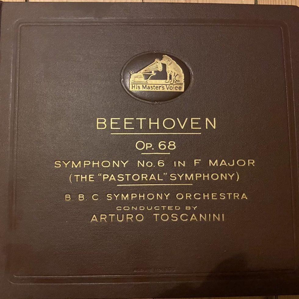 DB 8369/73 Beethoven Symphony No. 6