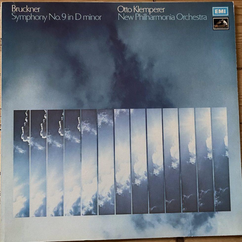 ASD 2719 Bruckner Symphony No. 9 / Klemperer / NPO