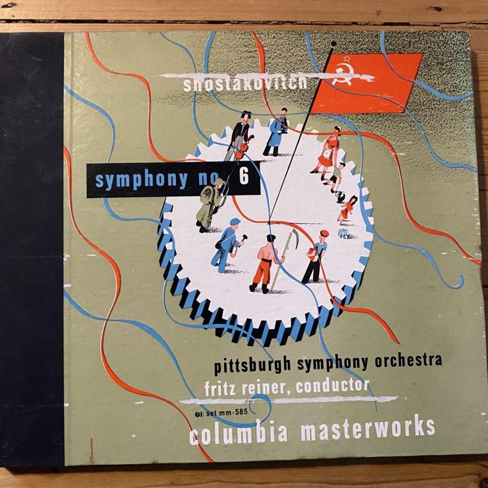 MM 585 Shostakovich Symphony No. 6