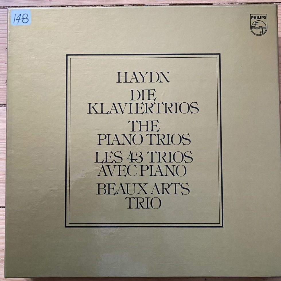 6768 077 Haydn The Piano Trios